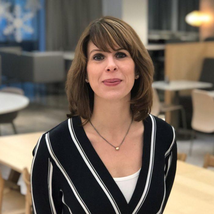 Kristin Magnusson Bernard