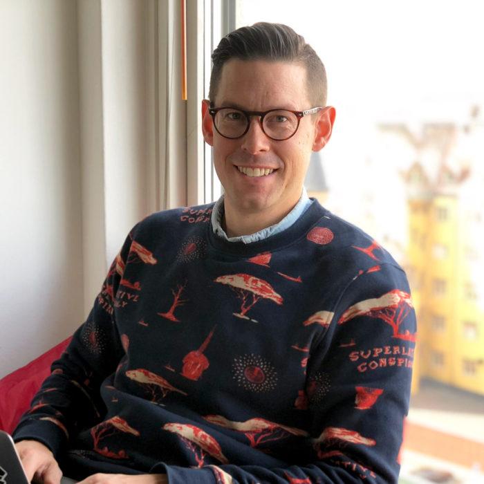 David Brudö